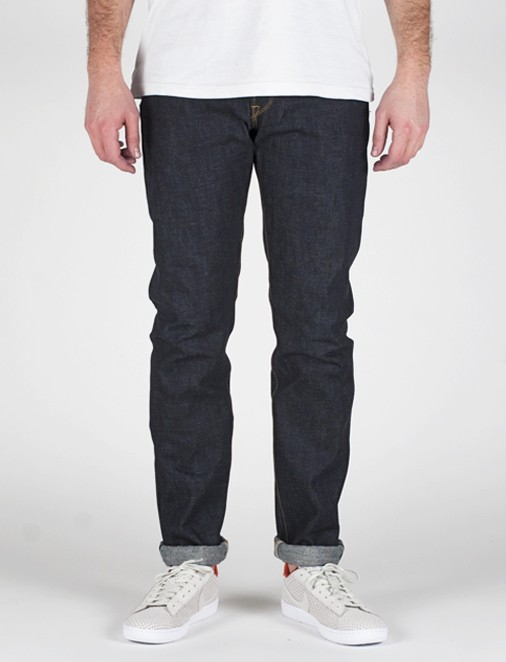 CLASSIC REGULAR TAPERED RAINBOW SELVEDGE JAPAN DENIM