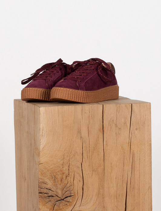 PICADILLY SNEAKER SUEDE