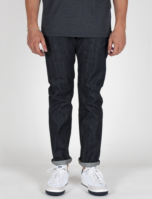 ED-55 RED LISTED SELVAGE DENIM