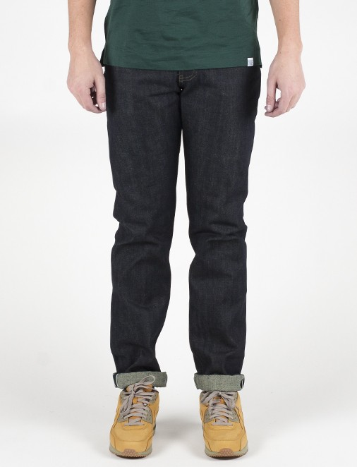 WEIRDGUY - REAL GREEN TEA DYED SELVAGE