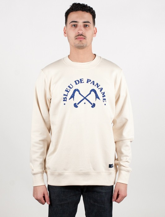 SWEAT BLEU DE PANAME