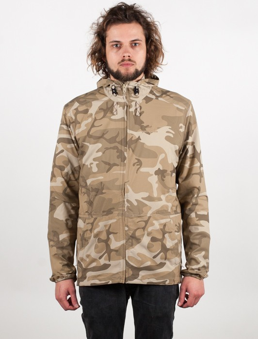 STRETCH TERRE PLANING HOODY