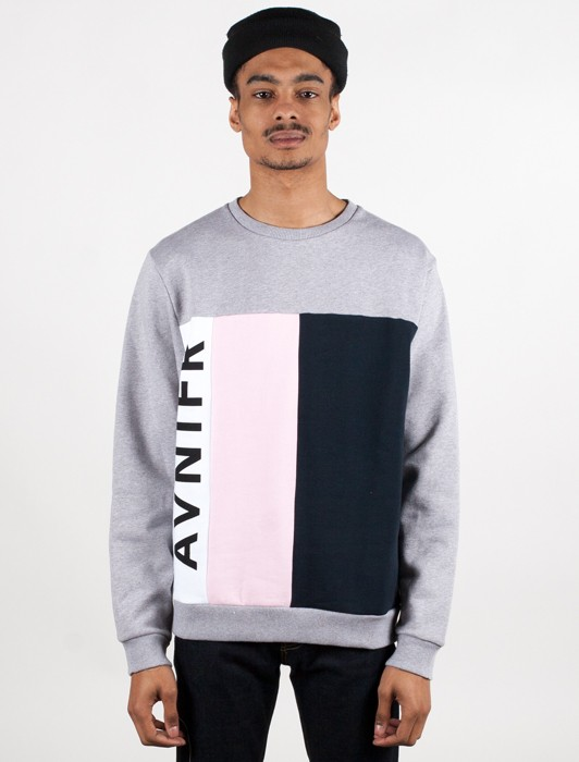 VERTICAL ROSE SWEAT