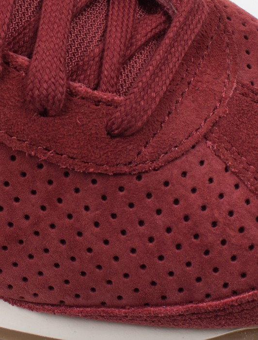 QUARTZ PERFORATED NUBUCK