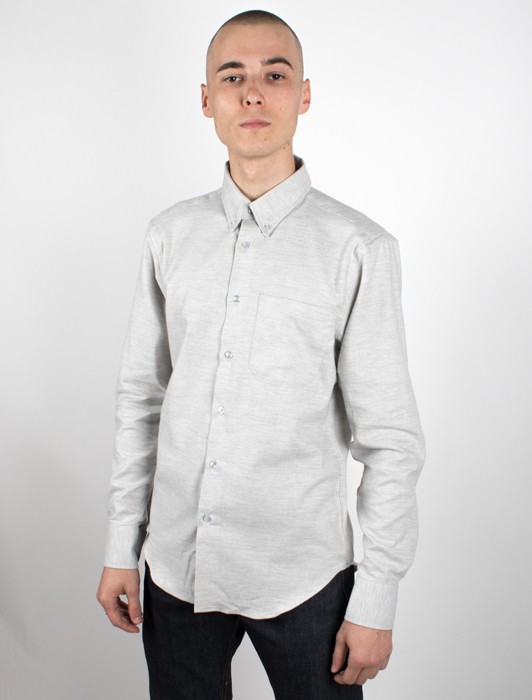 REGULAR SHIRT - SOFT YARN DYED TWILL