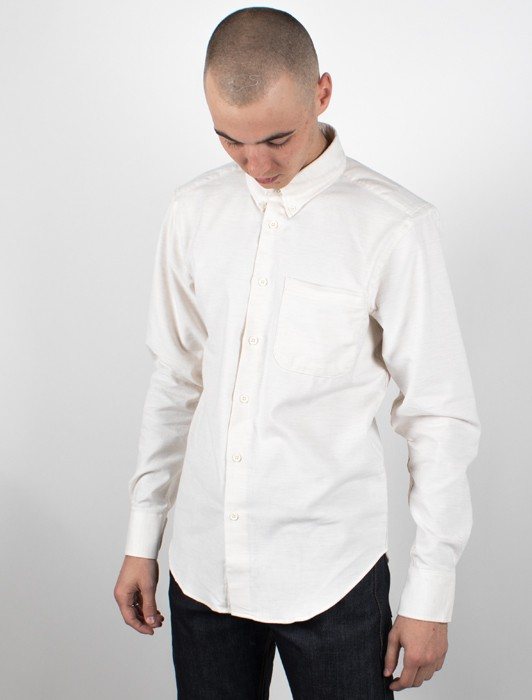 REGULAR SHIRT - CORDUROY SHIRTING