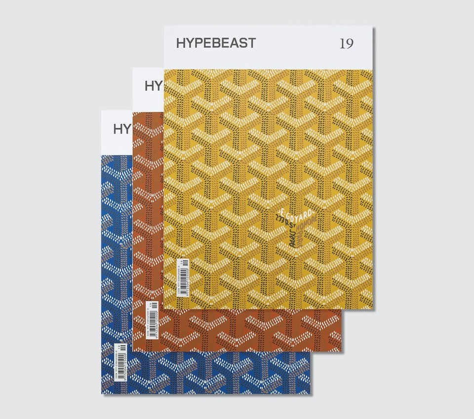 HYPEBEAST 19 : THE TEMPORAL ISSUE