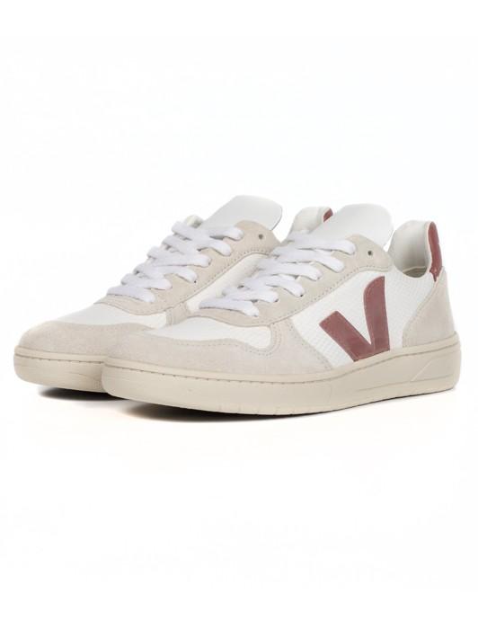 V10 B-MESH WHITE DRIED PETAL