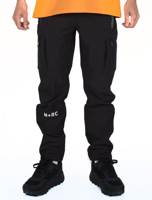 M+RC NOIR BLACK TACTICAL TRACK PANT