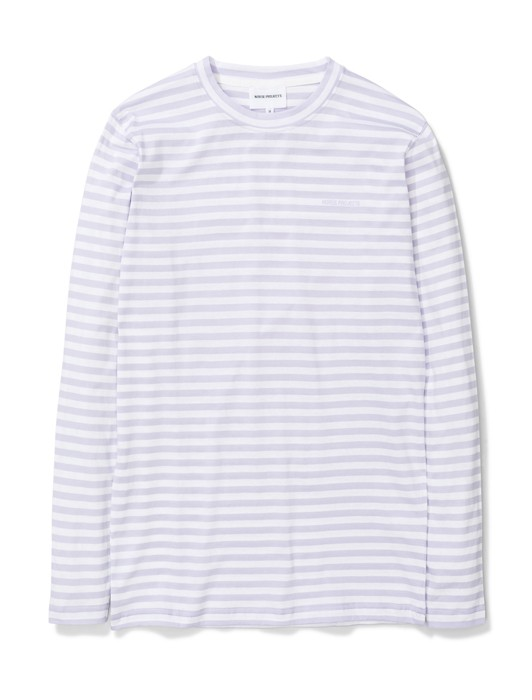 JAMES LOGO STRIPE