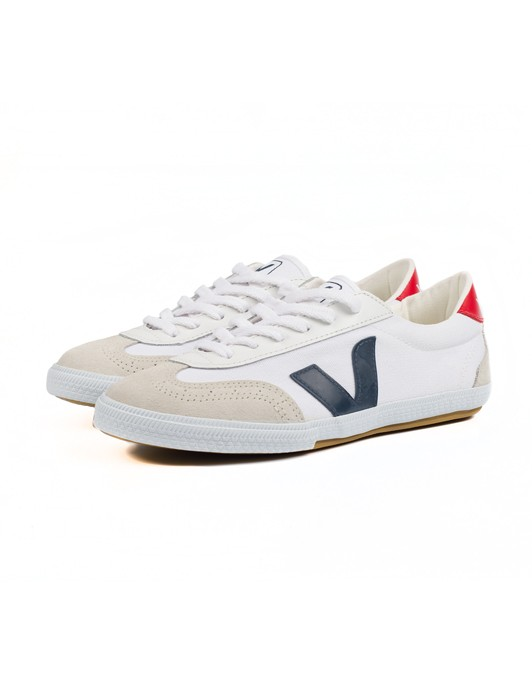 VOLLEY CANVAS WHITE NAUTICO PEKIN