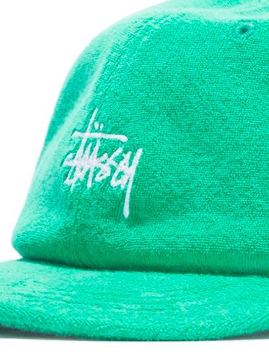 STOCK TERRY CLOTH LOW PRO CAP
